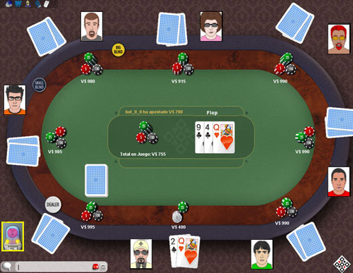 jugar gratis poker texas holdem