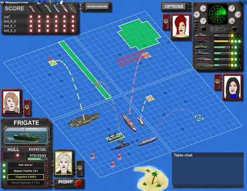 Battleship Online GameVelvet