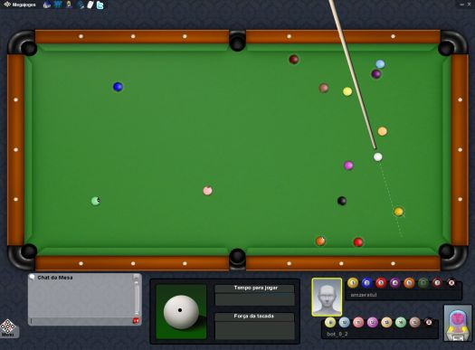 2D 8 Ball Billiards Online GameVelvet