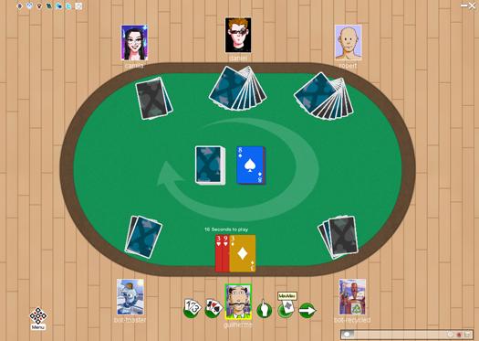 Mau-mau Online GameVelvet