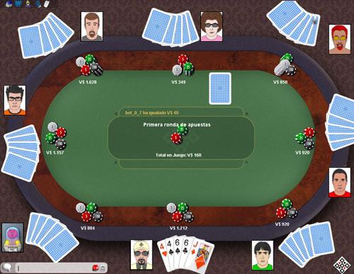 Poker  Online MagnoJuegos