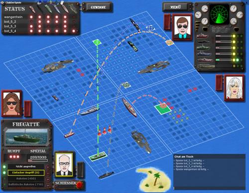 jeux de bataille navale en ligne gratuit