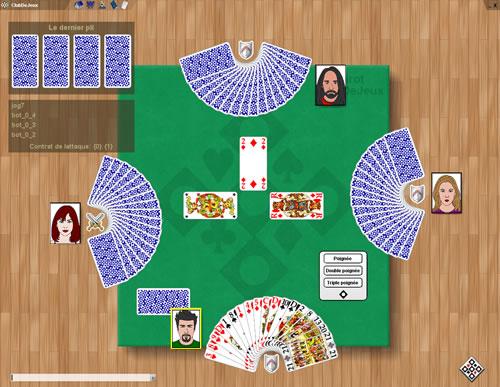 Tarot Online ClubDeJeux