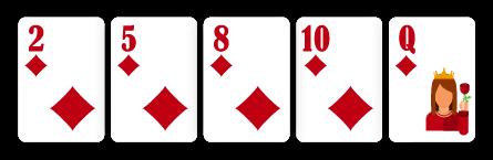 Flush - Poker