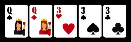 Full House - Poker