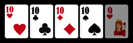 Quadra - Poker