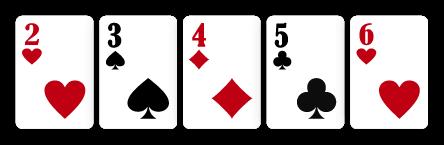 Sequência - Poker