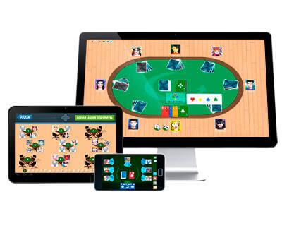 Mau-mau Online MegaJogos