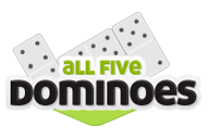 logo All Fives Dominoes - GameVelvet
