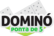 Jogo Dominó Ponta de 5