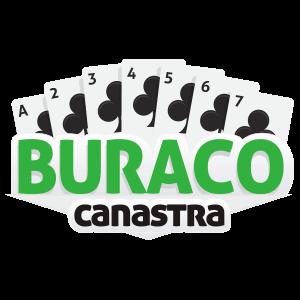 logo buraco - canastra online