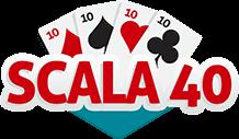 logo Scala 40 - MegaJogos