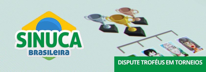 banner Sinuca Brasileira