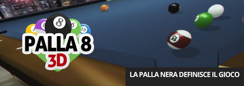 banner Palla 8 3D