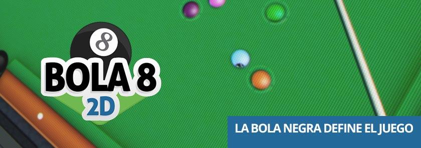 banner Billar Bola 8-2D
