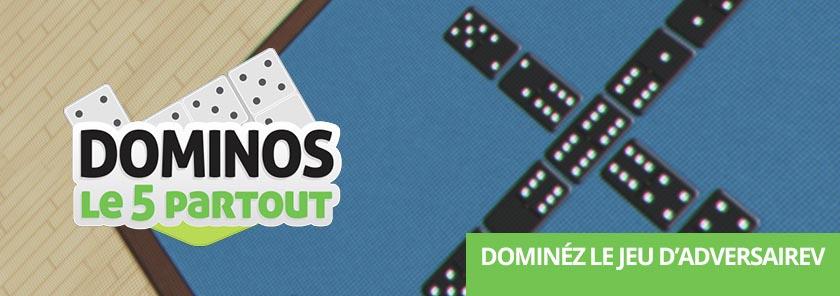banner Dominos Le 5 Partout