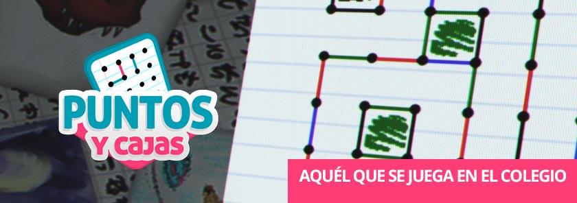 banner Puntos Y Cajas (Timbiriche)