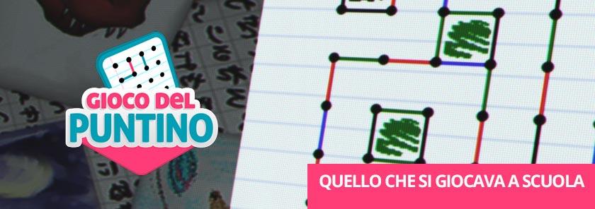 banner Gioco Del Puntino