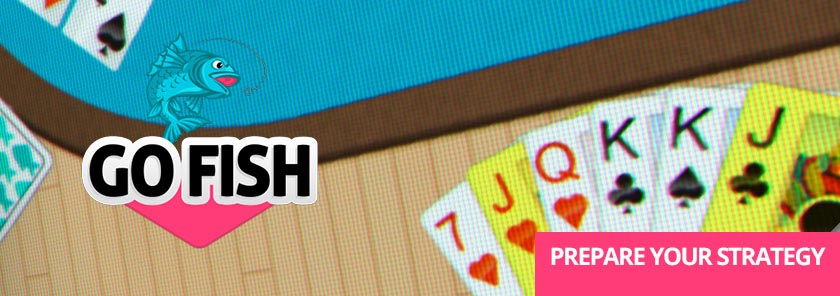 Go fish online for Play go fish