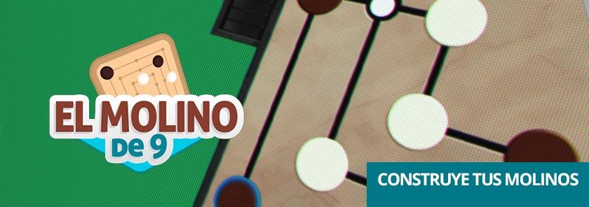 banner El Molino De 9