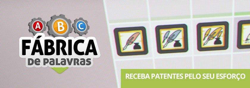 banner Fábrica De Palavras
