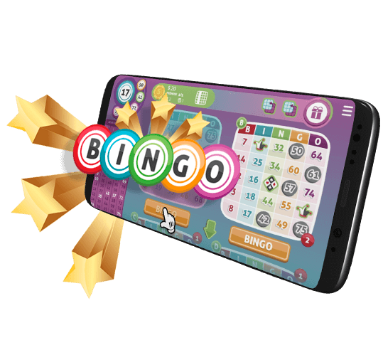 Tela do Jogo Bingo